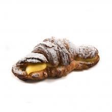Croissant met crème