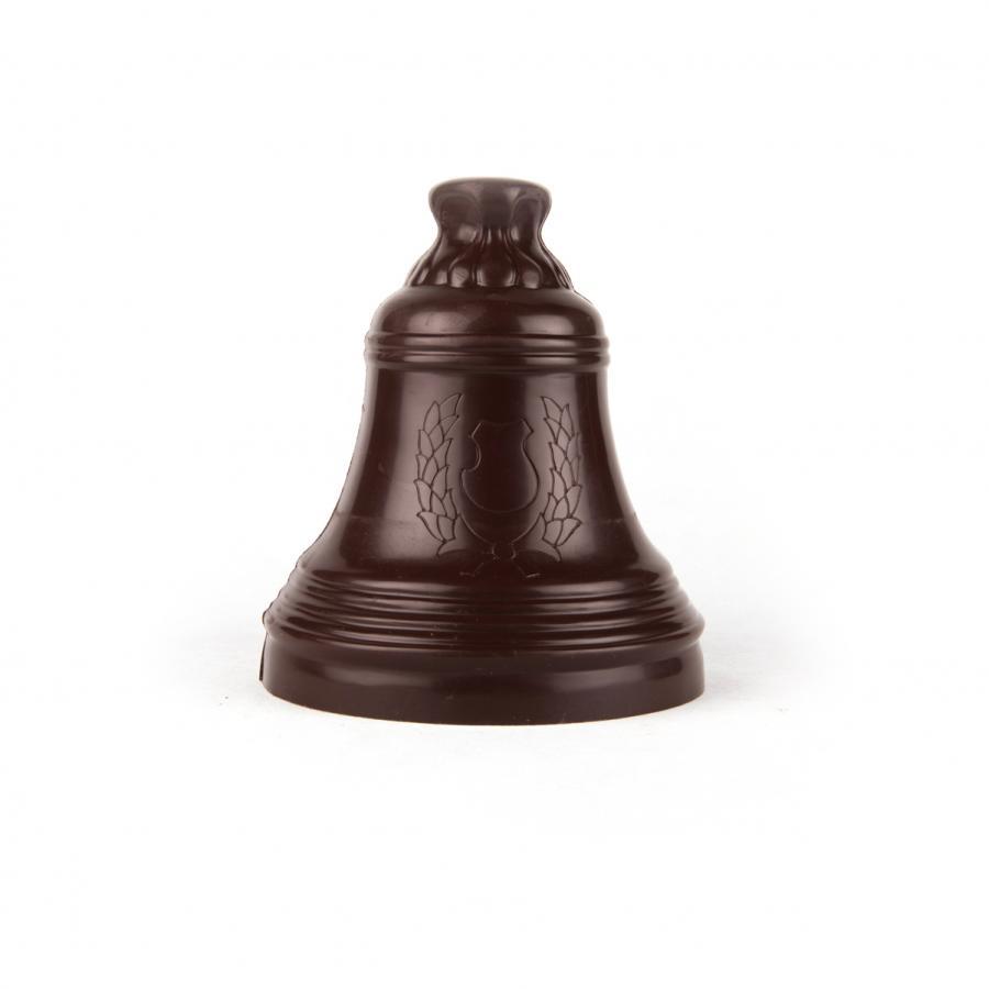 Chocolade figuur paasklok - donkere chocolade