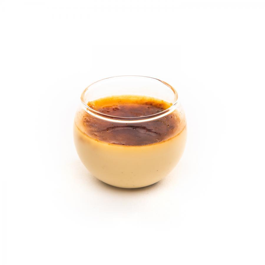 Crème brûlée - mini glaasje