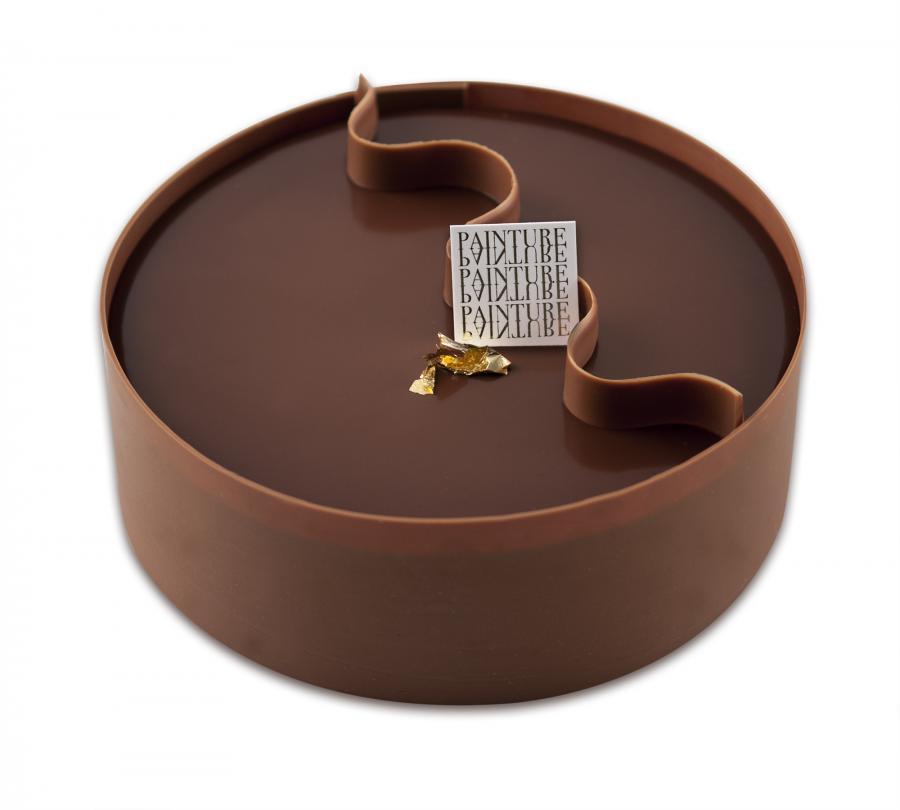 Samba chocoladetaart Painture